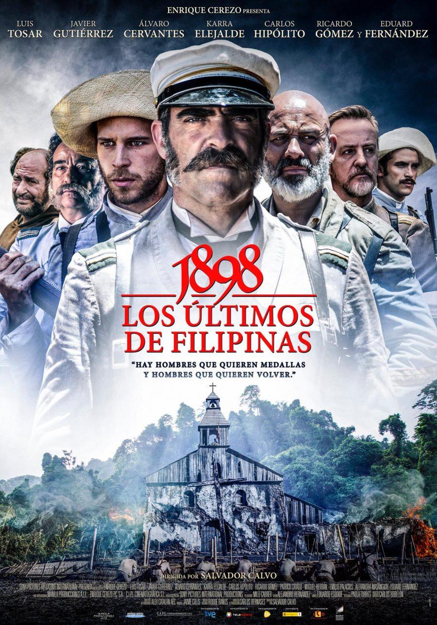 1898 Los últimos de Filipinas