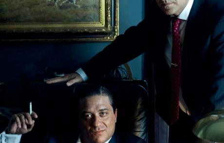 Enrique Arce y Juan Carlos Vellido
