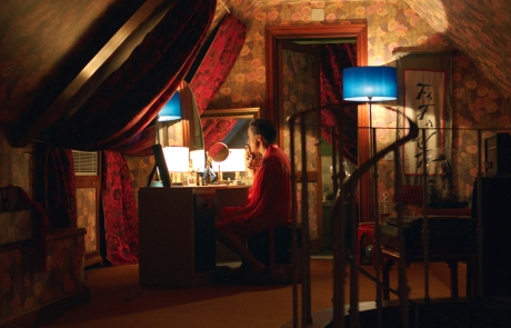 El cuarto de la Bruja