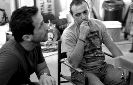 Salvador Calvo y César Rodríguez