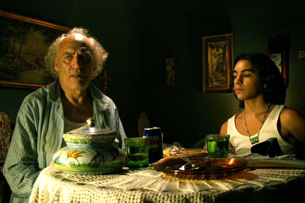 Manuel de Blas y Antonio Moreno