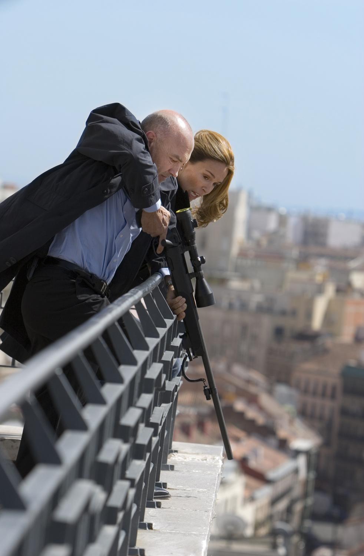 Eugenio Barona y Lydia Bosch