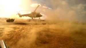Helicóptero Superpuma