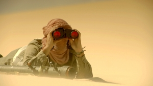 El morador de las arenas