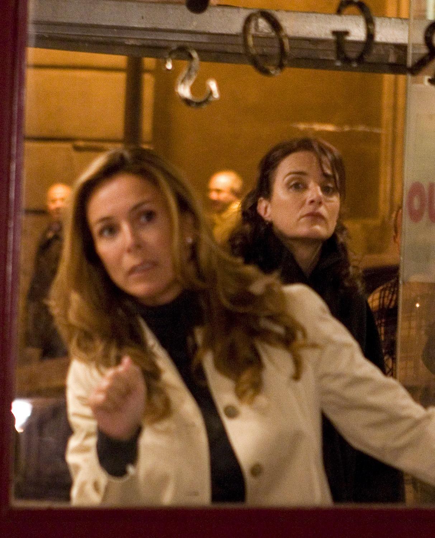 Lydia Bosch y Marta Calvó