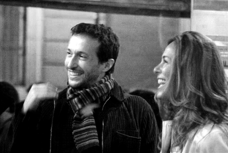 Salvador Calvo y Lydia Bosch