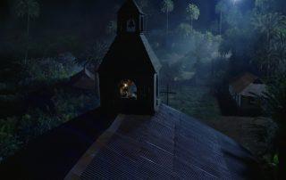Cae la noche sobre Baler